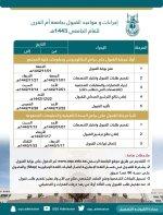 إجراءات ومواعيد القبول بجامعة أم القرى للعام الجامعي 1443 هـ.jpg